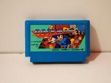 Rockman Mega Man Famicom Nintendo Jap Loose