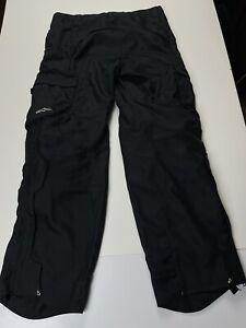 Alpinestars Black Label Armor Knee Pad Pants Size 36