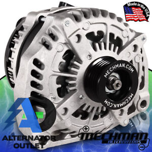 Mechman 400A High Output Alternator 1996-2004 CHEVROLET / GMC / BUICK / CADILLAC