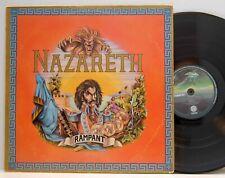 Nazareth        Rampant             NM # T