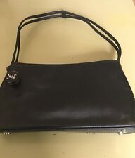 Monsac Leather Handbag