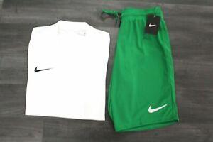 Nike CHALLENGE Trainingsshirt & Trainingsshorts Trikot & Short Teamsport Größe S