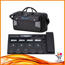 Pedaliera Multieffetti professionale per Chitarra elettrica Kit Borsa Zoom G5n