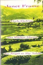 B000RDG7HK Owls Do Cry. The Pocket Mirror. An Angel at My Table.