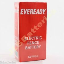 EVEREADY PP8/2 Electric Fence Battery 6v