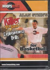 Alan piedra. Killer 1st paso. Explosividad Taladros de - Baloncesto DVD