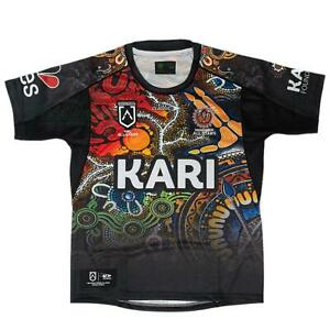 NEW NRL Indigenous All Stars 2021 NRL Rugby League Men's Jersey