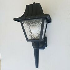 New listing Beautiful Outdoor Wall Lantern black - Yes it have to be This - fast delivery!