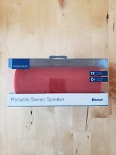 Insignia- WAVE 2 Portable Bluetooth Speaker - Red New