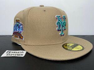 Hat Club x New Era MLB New York Mets Sandstorm Pink UV 7 1/2