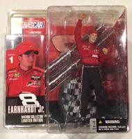 DALE EARNHARDT JR Series 1 Action Figure McFarlane Toys NASCAR NIP 2003