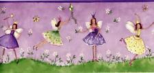 Fairy Angel Princess Children Wallpaper Border Fairies God Mother Nursery Decor
