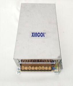 XINCOL AC-DC SMPS AC110V/220V to DC12V 50A 600W Switched Mode Switching Power Su