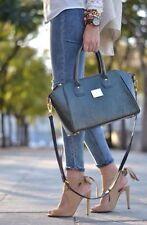 Zara Suede Upper Heels for Women