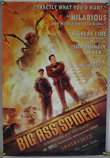 BIG ASS SPIDER! ROLLED ADV ORIG 1SH MOVIE POSTER GIANT SPIDER EATS L.A.! (2013)