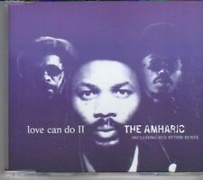 (CK971) The Amharic, Love Can Do II - 2003 CD