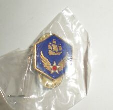 WWII USAAF 6TH AIR FORCE PIN - CURRENT PRODUCTION - GREAT FOR CAPS/JACKETS!