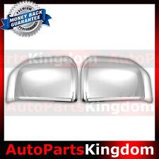 2015-2017 17 FORD F150 Triple ABS Chrome Mirror Covers Trim Overlay Caps RG/XT