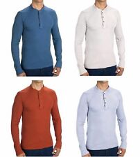 Filson Hunters Thermal L/S Henley Shooter's Base Layer Shirt - Padded Shoulder