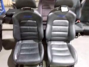 FORD FALCON FRONT SEAT FG MKI-MKII, ASSY (LH AND RH), SEDAN, LEATHER, XR6/8