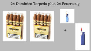 2x Dominico Torpedo plus Zugabe