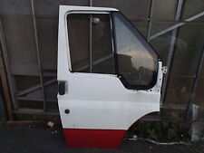 FORD TRANSIT VAN FRONT DOOR  RIGHT DRIVERS SIDE O/S