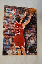 NBA CARD - Sky Box - NBA on NBC Series - John Paxson - Bulls vs Suns.