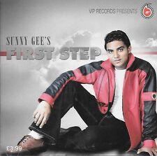 SUNNY GEE - FIRST STEP  - NEW ORIGINAL BHANGRA CD - FREE UK POST