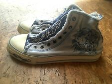 Ed Hardy Sneaker Schuhe Gr 40