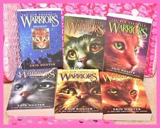Warrior Cats The New Prophecy Complete Second Series 1 - 6 by Erin Hunter