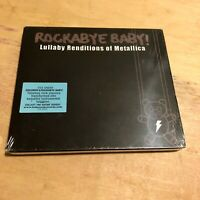 Rockabye Baby! Lullaby Renditions of Metallica by Rockabye Baby!  BN Sealed CD