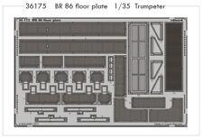 Eduard 1/35 BR86 Floor Plate # 36175