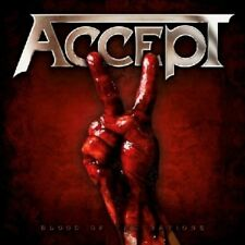 Accept : Blood of the Nations CD (2010) ***NEW*** FREE Shipping, Save £s
