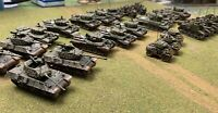 Flames Of War 15mm Painted British Armoured Recce