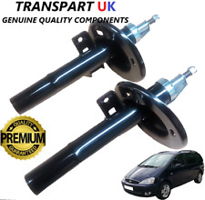 *VW SHARAN FRONT SHOCK ABSORBER ABSORBERS 00-11 GAS X2 1.8 1.9 2.0 2.8 PREMIUM