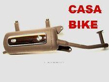 Auspuff Auspuffanlage inkl Blende Roller 50ccm Motroroller Retro Znen Casabike