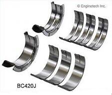 Main Bearing Set   Enginetech BC420J  Ford V6  3.8, 3.9 & 4.2L  1982 - 2008