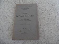 1909.Avenir christianisme.1ère partie T2.Albert Dufourcq