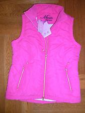 Ladies MUSTO Gilet Hot Pink Size 10 092014