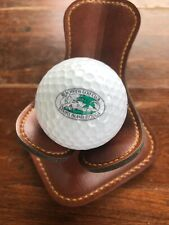Logo Golf Ball Beachview Golf Club Sanibel Island Florida