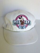 "Vintage ""Mickey Sixty Years With You"" Embroidered Adult Baseball Cap, Ca. 1988"