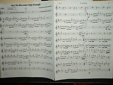"""Ain't No Mountain High Enough"" - Big Band Arrangement"