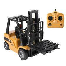 HUINA 1577 RC Forklift Truck / Kran 2.4GHz 8CH Auto Gabelstapler mit LED Light