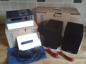 Brennan JB7 320GB storage, with speakers, remote Loaded with 25,622 songs. Boxed