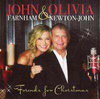 John Farnham & Olivia Newton-John - Friends for Christmas CD NEW