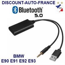 ADAPTATEUR KIT BLUETOOTH AUXILIAIRE BMW E90 E91 E92 E93   KIT BLUETOOTH