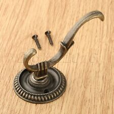Sombrero De Paño De Muebles 1Pc 75*63*44mm Gancho Colgante Retro De Pared Cuarto de Baño suspensión de puerta