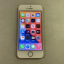 Apple iPhone SE - 64GB - Rose Gold (Unlocked) (Read Description) CA1214