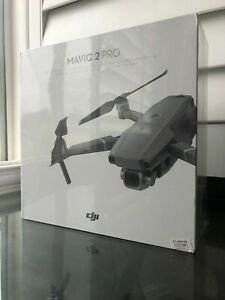 Brand New DJI Mavic 2 Pro Quadcopter Drone with Remote Controller - Gray