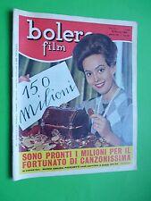 BOLERO 1963 819 Maria Grazia Picchetti Sergio Bruni Claudia Cardinale Doris Day